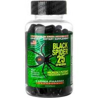 Жиросжигатель Black Spider, 100 капсул