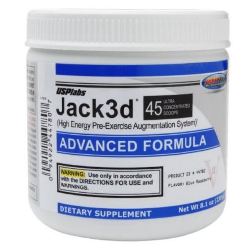Предтреник Jack 3d 45 порций