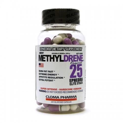 Жиросжигатель Methyldrene Elite, 100 капсул