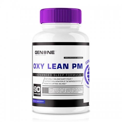 Жиросжигатель Oxy Lean PM 90 капсул