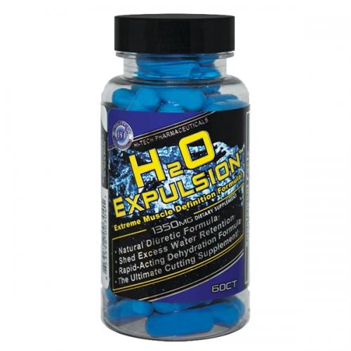 Жиросжигатель H2O Expulsion 60 капсул