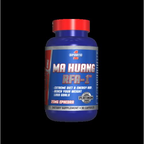 Жиросжигатель Ma Huang RFA-1 90 капсул