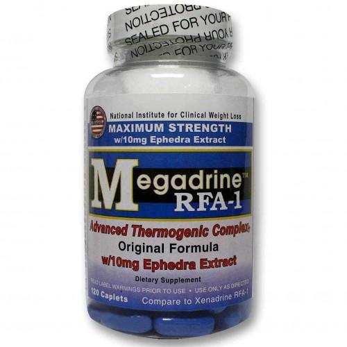 Жиросжигатель Megadrine RFA-1 120 таблеток
