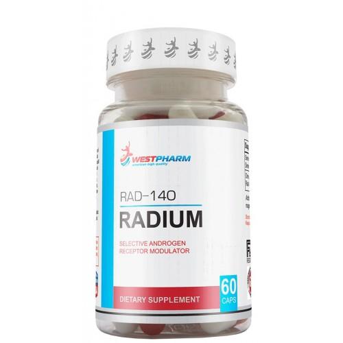 Анаболический комплекс Radium (RAD-140), 60 капсул