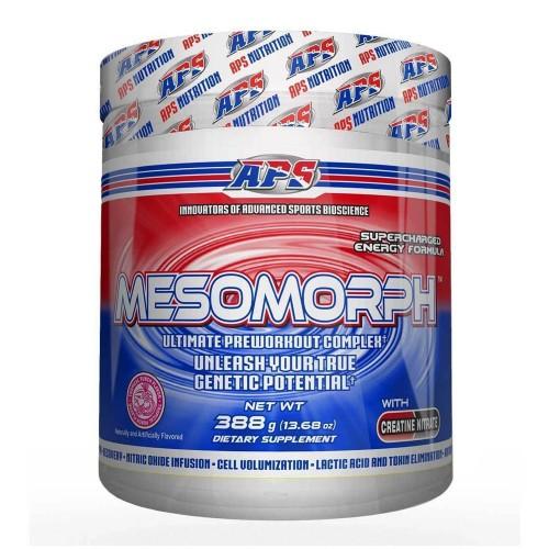 Предтреник Mesomorph with DMAA 388 гр. 25 порций