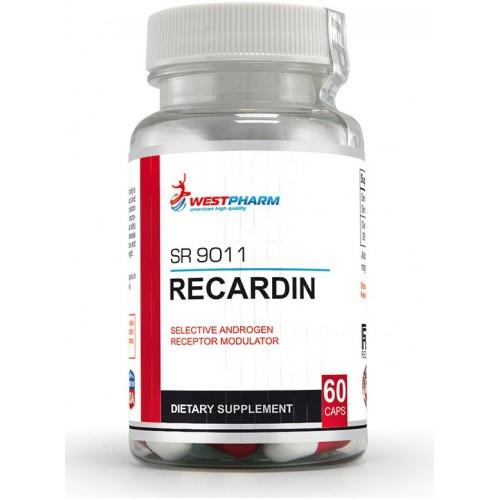 Мощный жиросжигатель Recardin (SR-9011), 60 капсул