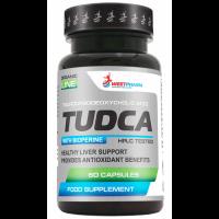 Препарат для поддержки печени после курса Tudca 60 капсул