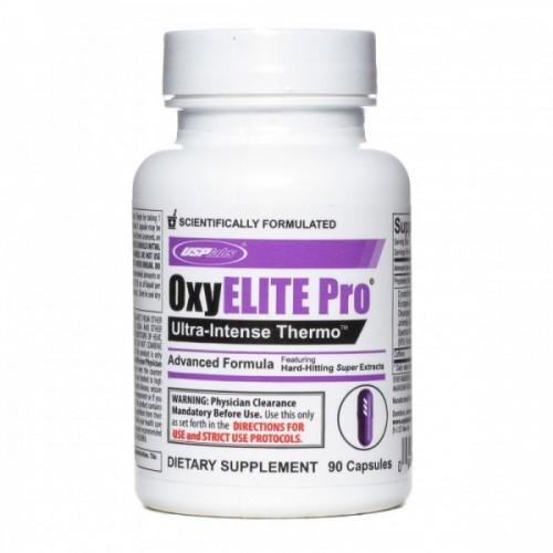 Жиросжигатель Oxy Elite Pro 90 капсул