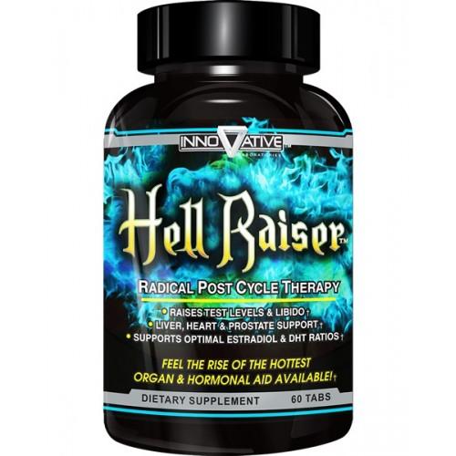 Тестостероновый бустер для послекурсовой терапии Hell Raiser 60 капсул