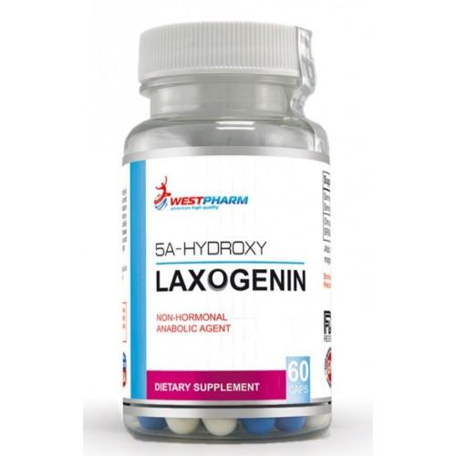 Анаболический комплекс Laxogenin, 60 капсул