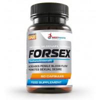 Препарат для увеличения либидо Forsex, 60 капсул