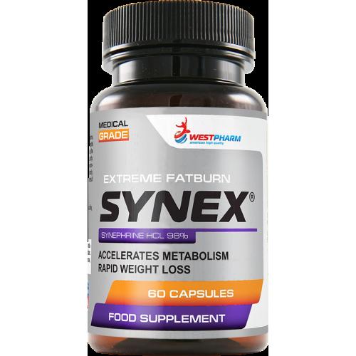 Жиросжигатель Synex, 60 капсул