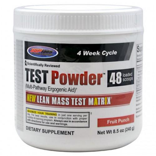 Тестостероновый бустер Test Powder, 48 порций