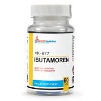 Анаболический комплекс Ibutamoren (MK-677), 60 капсул