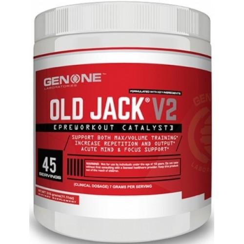 Предтреник Old Jack V2 315 гр. 45 порций