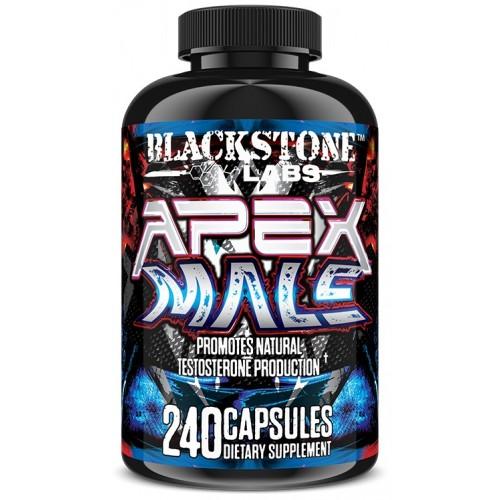Тестостероновый бустер Apex Male 240 капсул