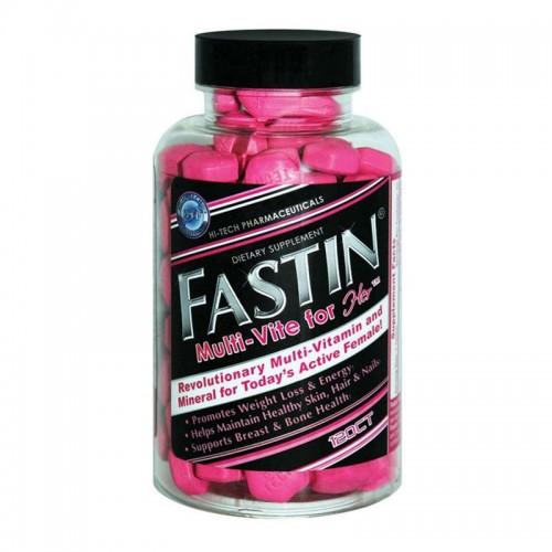 Витаминный комплекс Fastin Multi-Vite for Her 120 таблеток