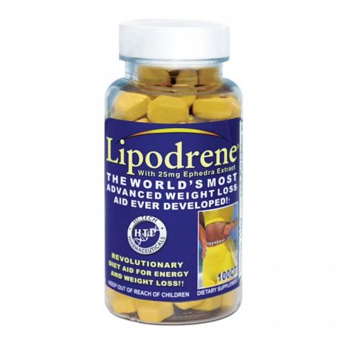 Жиросжигатель Lipodrene 100 таблеток