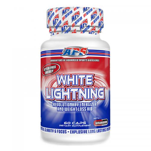 Жиросжигатель White Lightning 60 капсул