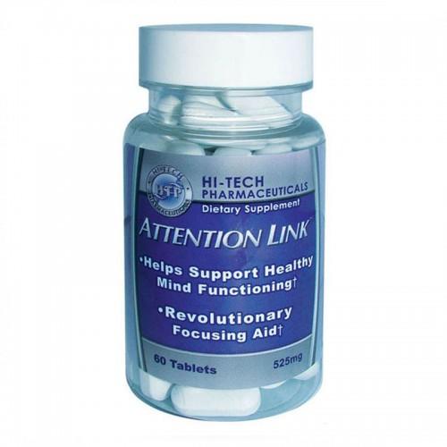 Ноотропы Attention Link 60 таблеток
