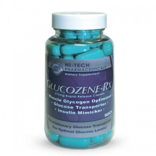 Glucozene-Rx 90 таблеток