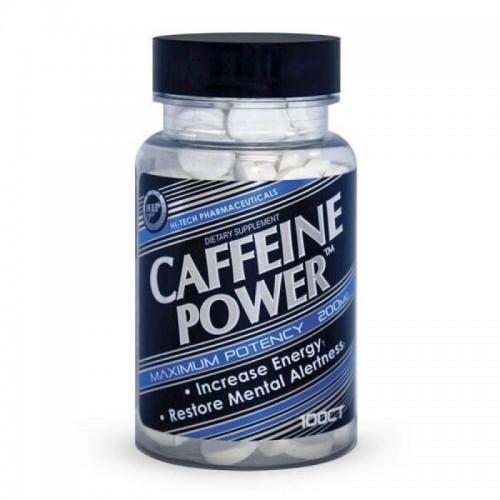 Кофеин Caffeine Power 100 таблеток